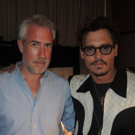 Matt & Johnny Depp