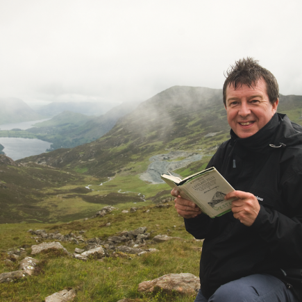 Stuart Maconie Bob Atkins/Country Walking Magazine