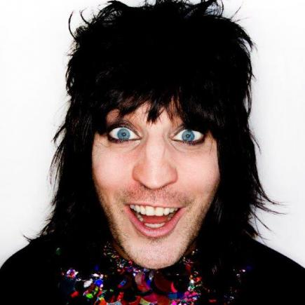 Noel Fielding by Dave Brown