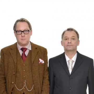 Vic and Bob by Gary Moyes