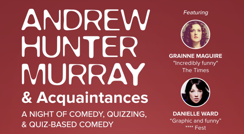 Andrew Hunter Murray And Acquaintances