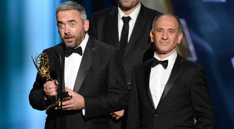 VEEP at Primetime Emmy Awards 2015