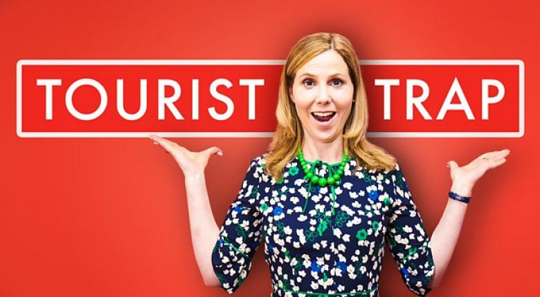Tourist Trap Sally Phillips Gareth Gwynn
